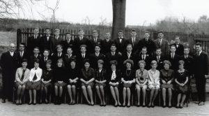 Schulentlassung 1964
