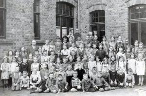 Einschulung 1932